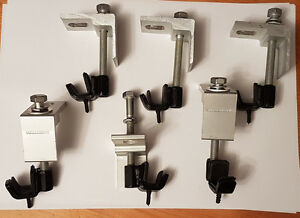 1-of-6-Carryboy-Hardtop-Canopy-Clamps-Fitting-Brackets