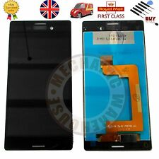 For Sony Xperia M4 Aqua E2303 LCD Touch Display Screen Digitizer Assembly Black