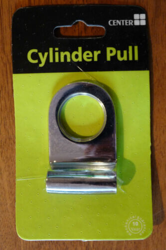 JOB LOT X 60 DOOR POLISHED CHROME CYLINDER PULLS FOR YALE      BRAND NEW