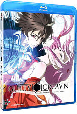 Guilty Crown . Complete Series Part 1 . Ep. 1-11 . Anime . 2 Blu-ray . NEU . OVP