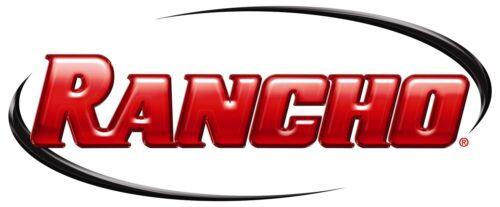 """Rancho RS5000X Shocks 99-06 Chevy GMC Silverado Sierra 1500 4WD 4/"""" Lift Set of 4"""