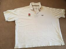 Cotton Traders Short Sleeve ENGLAND Rugby Shirt Men's 5XL 100% Cotton 3