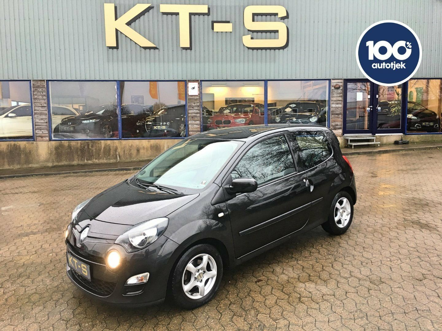 Renault Twingo 1,2 16V Authentique ECO2 3d - 54.900 kr.