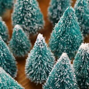 10-5Pcs-Mini-Christmas-Tree-Festival-Home-Party-Ornaments-Xmas-Decoration-Gift