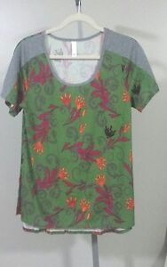 Classic L Tags Tee Lularoe Large Brand T New With CtRfwYq