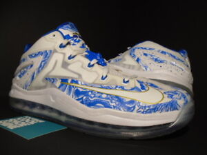 best loved 9278b 31d2e Image is loading NIKE-AIR-MAX-LEBRON-XI-11-LOW-CH-