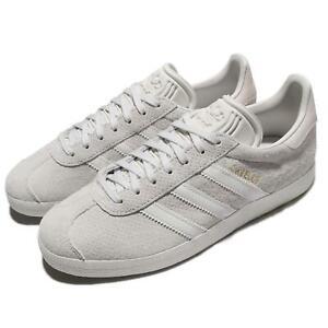 Détails sur adidas Originals Gazelle W Suede Vintage White Orchid Women Shoe Sneakers CQ2183