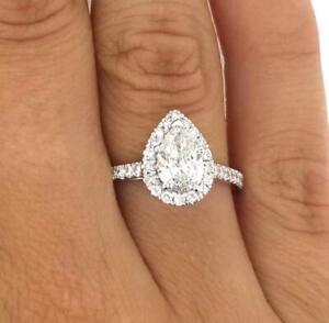 1-78-Carat-Pear-Cut-Diamond-Engagement-Ring-VS2-F-White-Gold-18k-6214