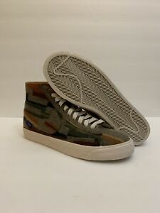 best sneakers 78a35 fcc57 NIKE BLAZER MID PENDLETON BROWN-MULTICOLOR ID CK4748-991 MEN