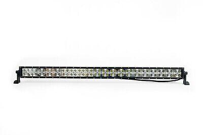 10x177W LED Fernscheinwerfer Arbeitsscheinwerfer Weiß-Orange 12-24VSUV Anhänger
