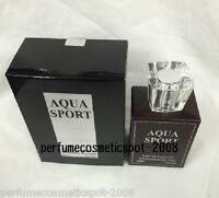 Aqua Sport Pere Et Fille Cologne For Men 3.4 Oz / 100 Ml Eau De Parfum Spray