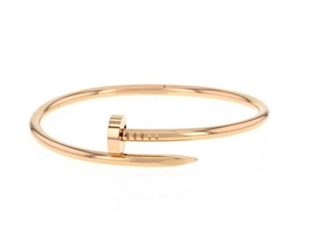 Cartier Juste Un Clou 18k Rose Gold