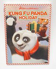 Kung Fu Panda Holiday (DVD, 2013) + Slipcover! NEW! A8/2