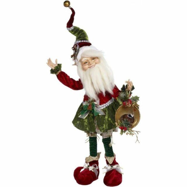 "Mark Roberts Elves North Pole Toy Maker Elf 51-05604 Small 13/"" Figurine"