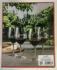 Crystalex Bohemia Sandra Red Wine Glass 19 Oz, Set Of 6
