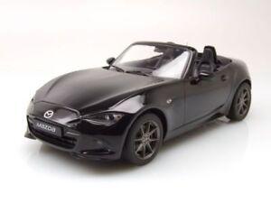 MAZDA-MX-5-Cabriolet-2015-noir-modele-de-voiture-1-18-Triple9