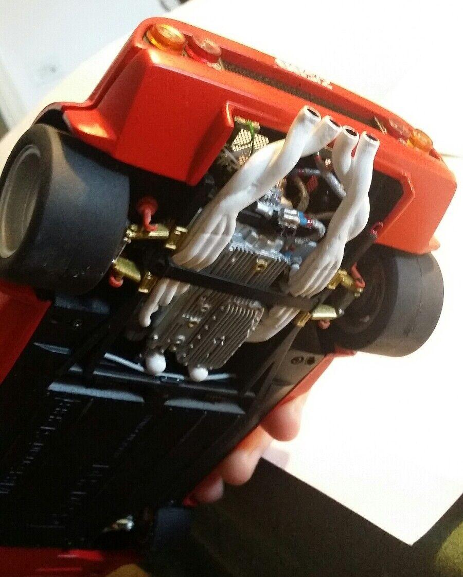 Kyosho 1 18 1978 Ferrari BB512 custom custom custom Competition (no BBR, CMC, GMP, MR) 443c2f