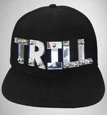 New Acrylic TRILL 3D PLAYER Snapback Hat Karmaloop Supreme  TOO FRIKIN COOL!