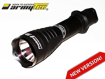 New version New Armytek Dobermann Pro Cree XHP35 HI 1700LM LED Flashlight