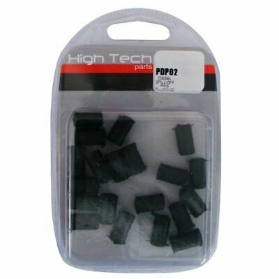 Pearl PPC01 8mm Petrol Pipe Clips Pack of 25
