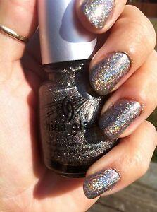 Image Is Loading China Glaze Kaleidoscope Nail Polish Holographic Lets Do