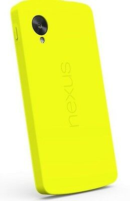 Genuine Official Google Bumper Hard TPU Cover Case FOR LG Nexus 5 5G D820 821