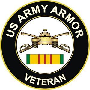 Army-Armor-Vietnam-Veteran-5-5-034-Window-Sticker-Decal