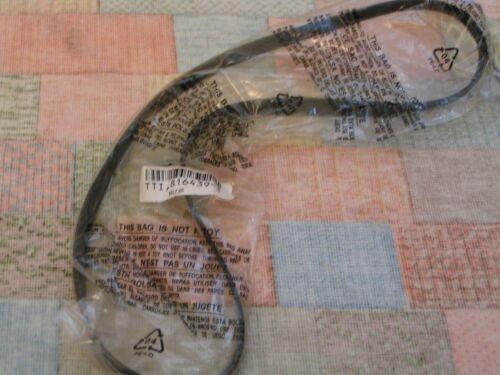 RYOBI ELECTRIC TOOL MICRO V POLY BELT PART#816439-3 NEW OEM SERVICE PART