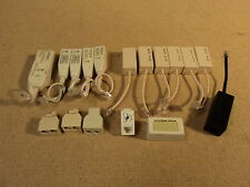 Standard DSL Line Filter Conditioners Ivory Lot of 14