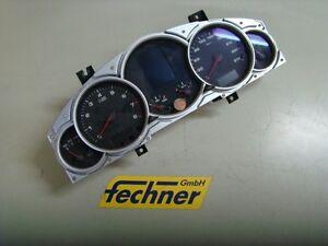 Tacho-Porsche-Cayenne-955-2002-4-2l-Tachoeinheit-7L5920870A-DZM-0263633503
