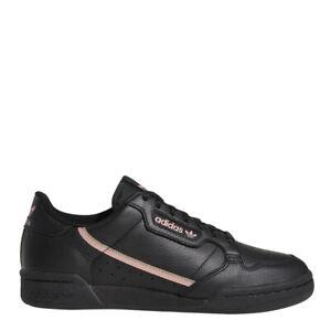 Detalles acerca de Adidas Zapatos Mujer Originals continental 80:  Negro/Rosa-EE4349- mostrar título original