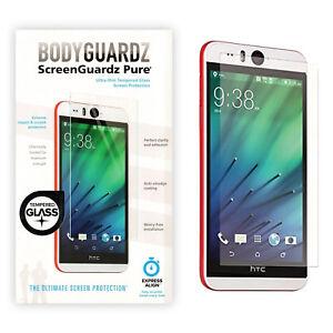BodyGuardz-Pure-Tempered-Glass-Screen-Protector-W-Express-Align-HTC-Desire-EYE