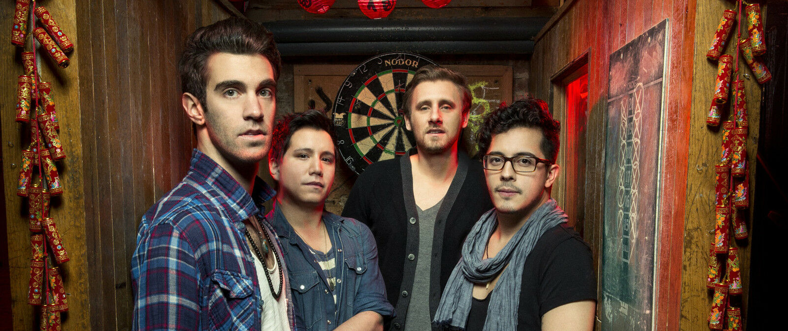 American Authors with Magic Giant
