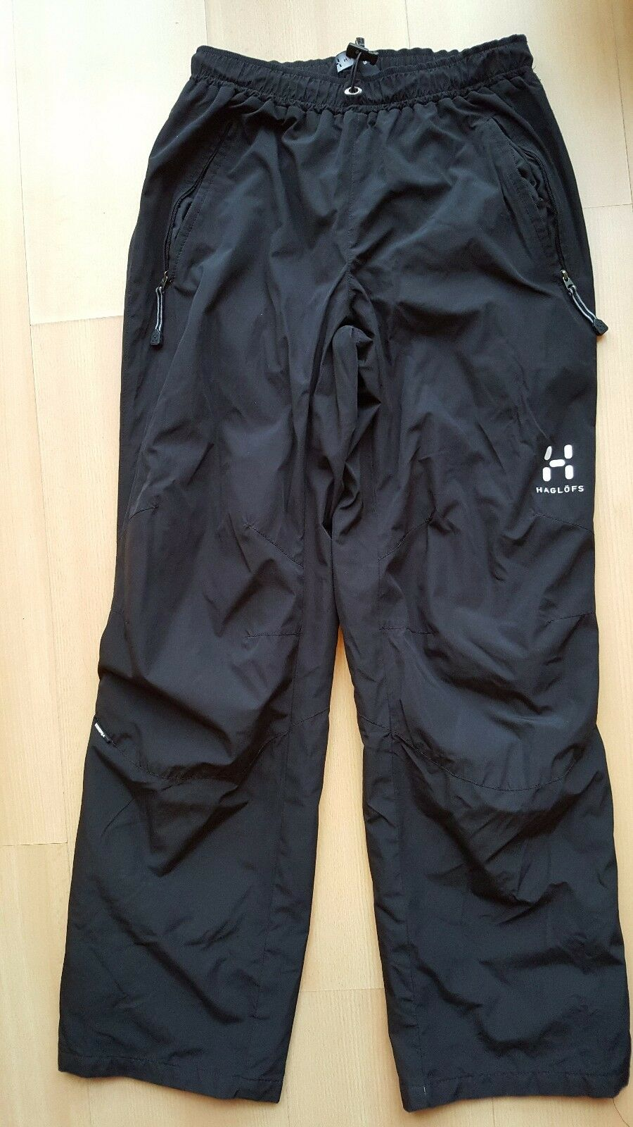 HAGLOFS Gore Windstopper Trekking Hiking Pants Trousers Women's Size EU34, S XS