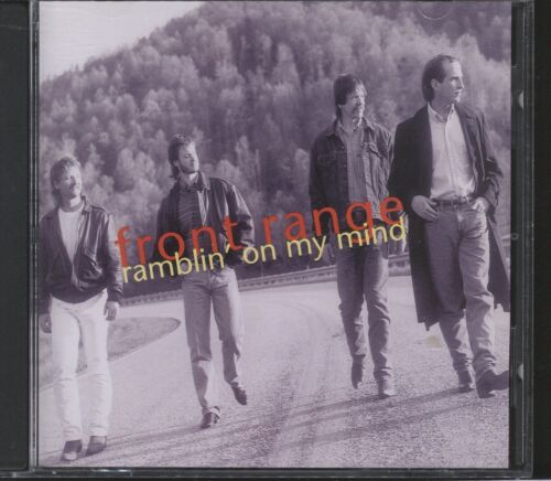 1 of 1 - Ramblin' on My Mind by Front Range (CD, Jan-1997, Sugar Hill)