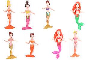 Set-Of-8-Pcs-Dolls-3-9-034-4-3-034-10-11Cm-Tall-Mermaids-Cartoon-Figures-Toys-For-Girl