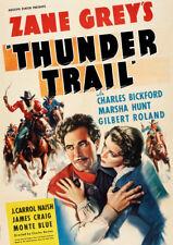 Thunder Trail (DVD, 2015)