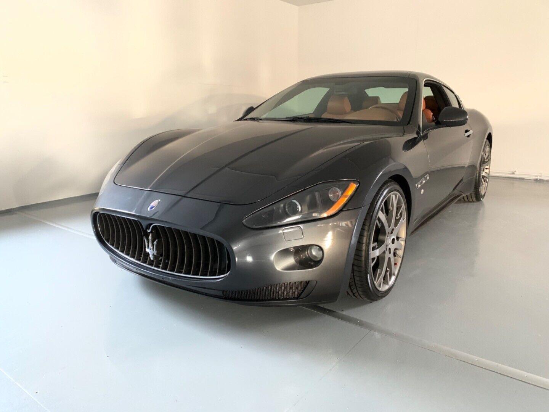 Maserati GranTurismo 4,7 S 2d