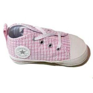 converse neonato rosa