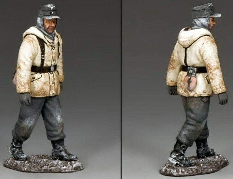 KING & COUNTRY BATTLE OF THE BULGE BBA071 GERMAN PRISONER MIB