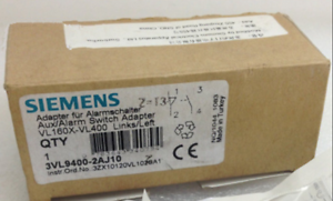 1PC NEW IN BOX SIEMENS Breaker 3VL9400-2AJ10  free shipping