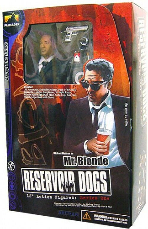 Reservoir Dogs Mr. Blonde Deluxe Action Figure