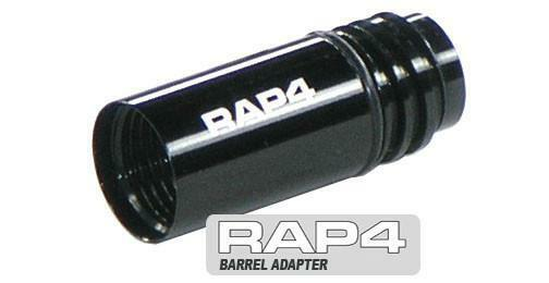 New RAP4 Paintball Barrel Thread Adapter Tippmann A5 / X7 to Model 98 M98  Custom