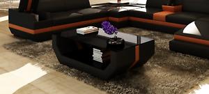 Suivi Des Vols Luxe Canapé Tables Polser Cuir Designer Salon D'appoint Table Tables-afficher Le Titre D'origine Techniques Modernes