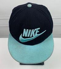 Nike Air Pivot Perforated True Snapback Hat Cap Royal Blue