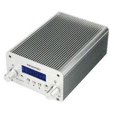 5W/15W PLL FM 87~108MHz Transmitter Radio Stereo Station Wireless Broadcast Sale