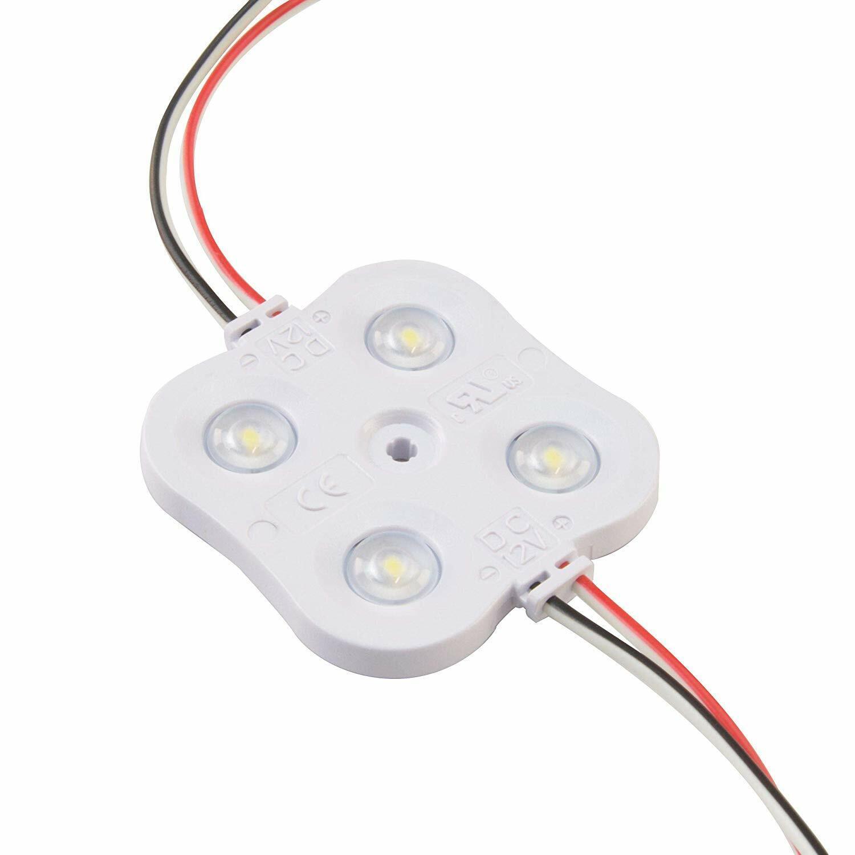 Diodo Led puralight 2 módulo de luz LED de haz ancho tilebright 12v 4000k