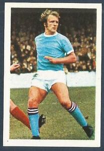 FKS 1971/72 WONDERFUL WORLD OF SOCCER STARS- #175-MANCHESTER CITY-FRANCIS LEE
