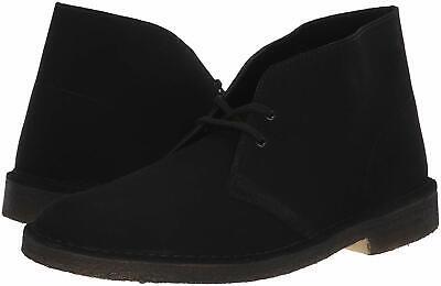 Men's Clarks Original Desert Boot Black
