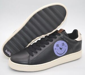 Rexy Black/Chalk Mens Sneaker sz